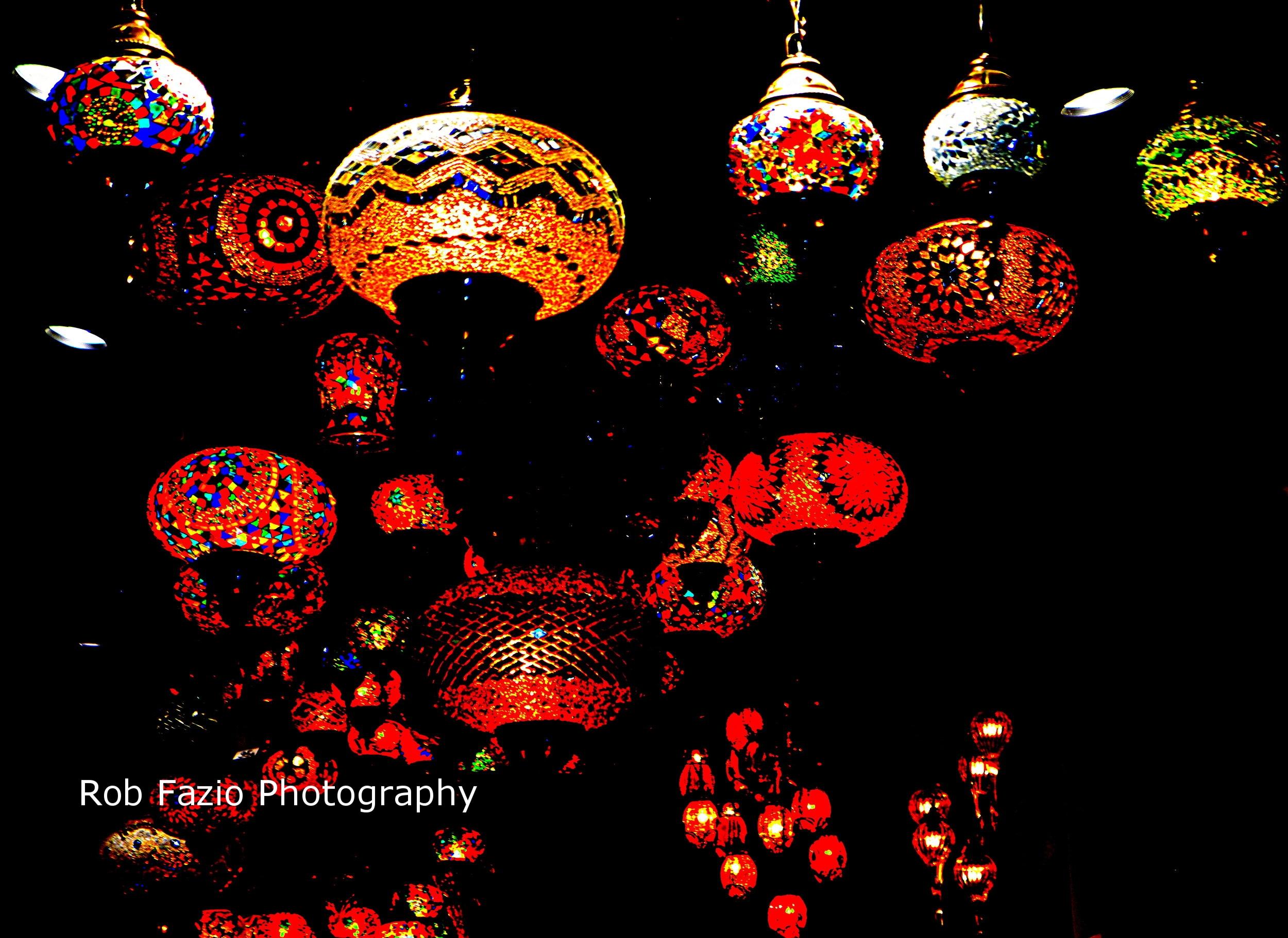 Barcelona Lamps