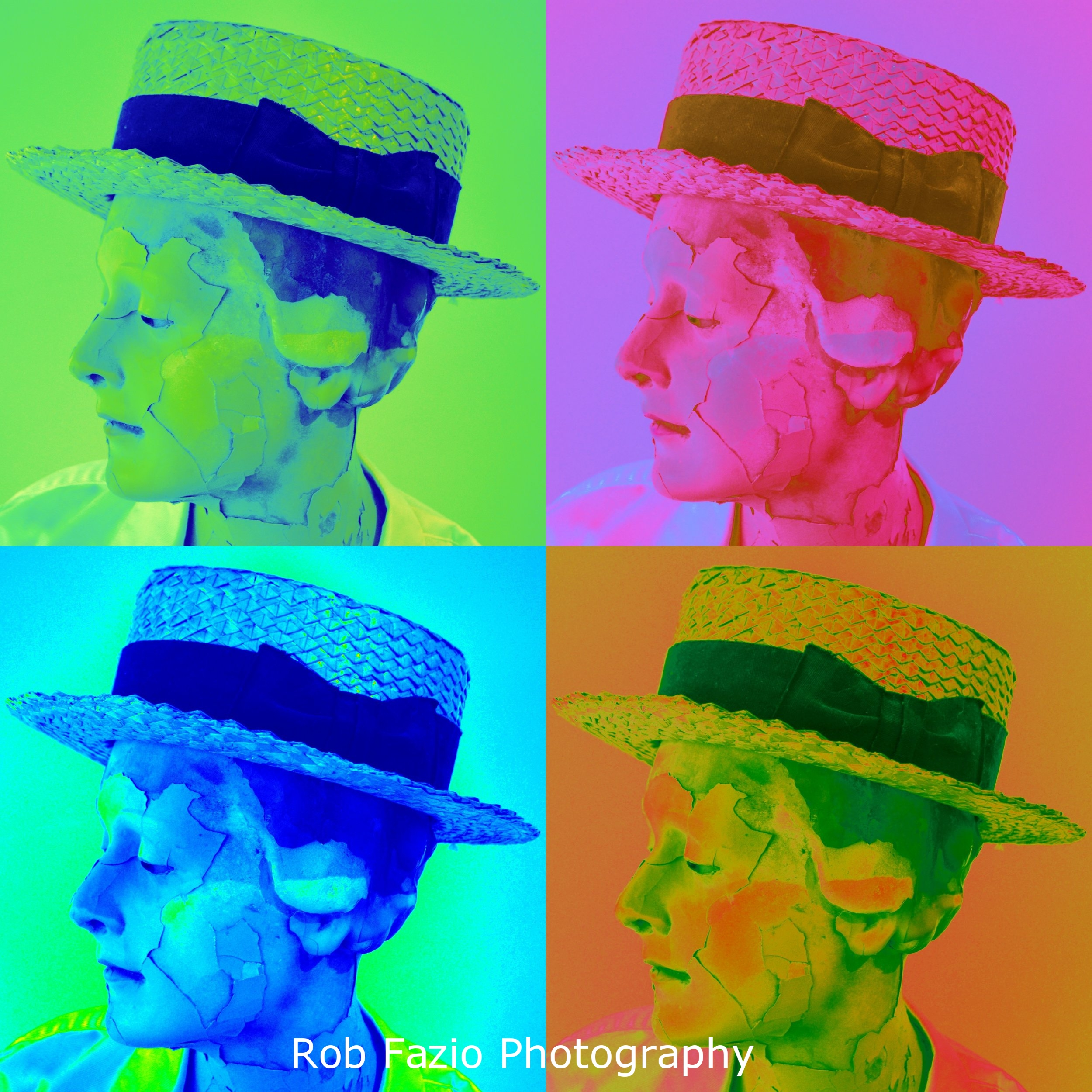 Homage to Warhol