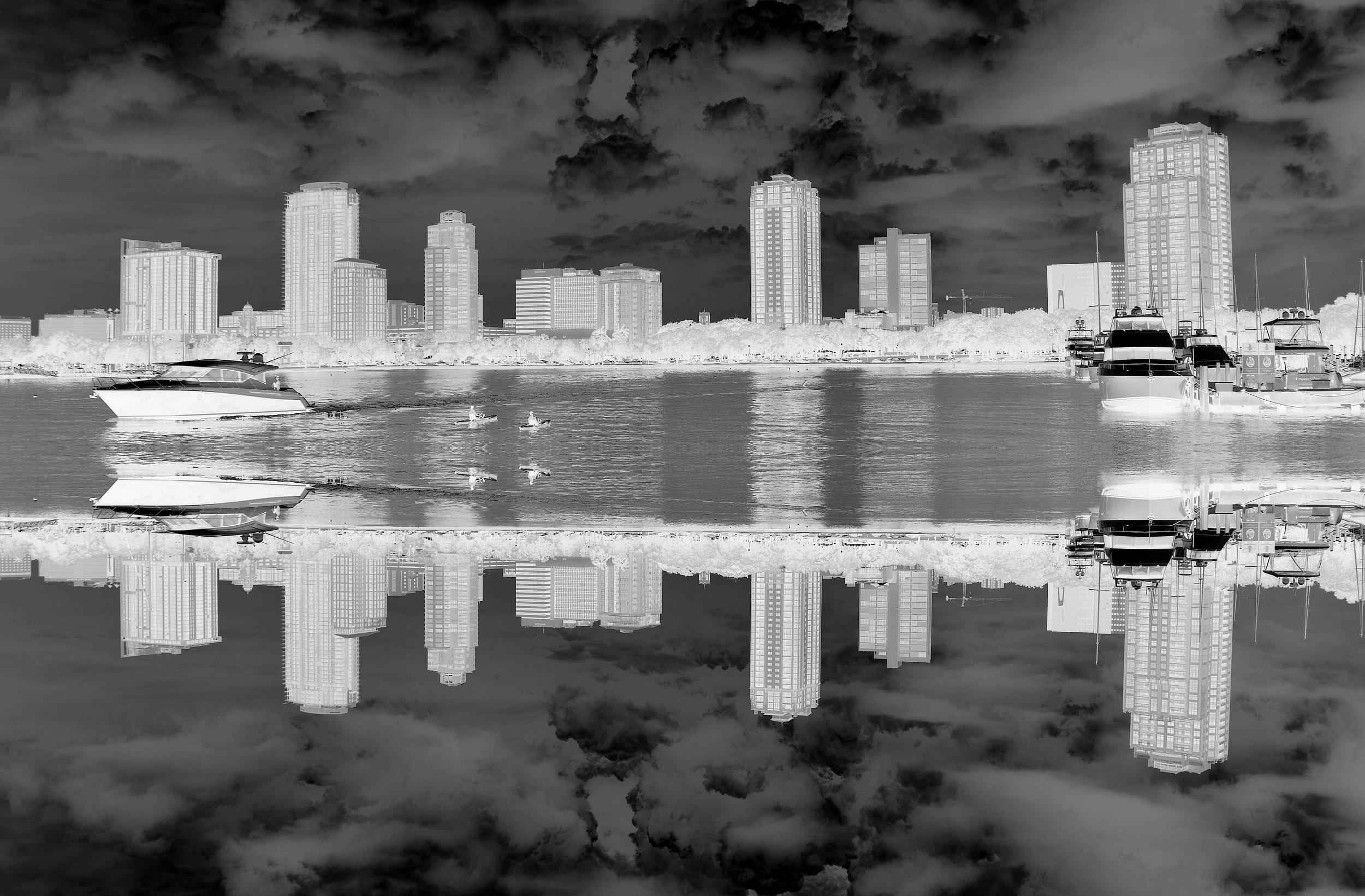 Vinoy Basin Reflection