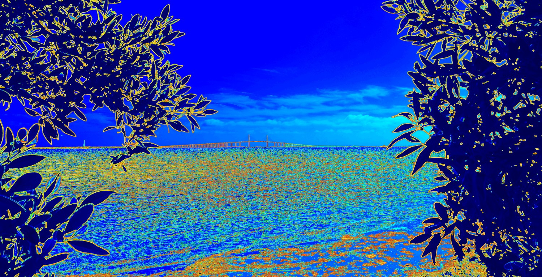 Skyway in Blue