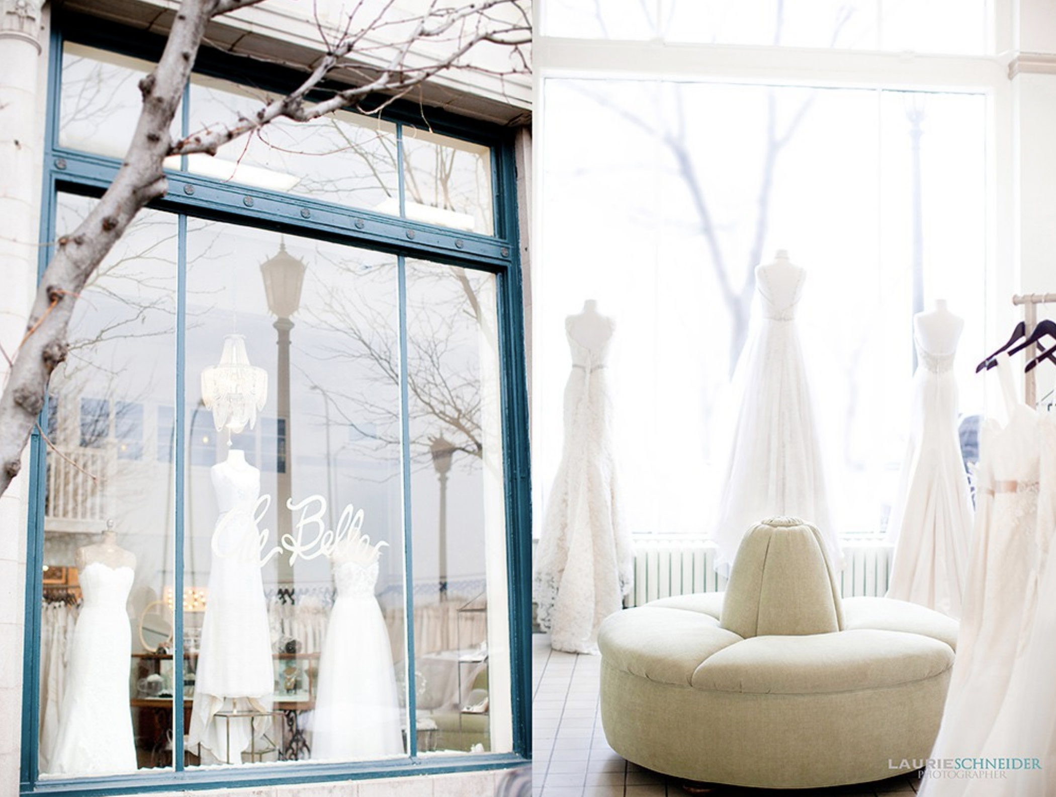 Editorial photography chebella bridal salon minneapolis