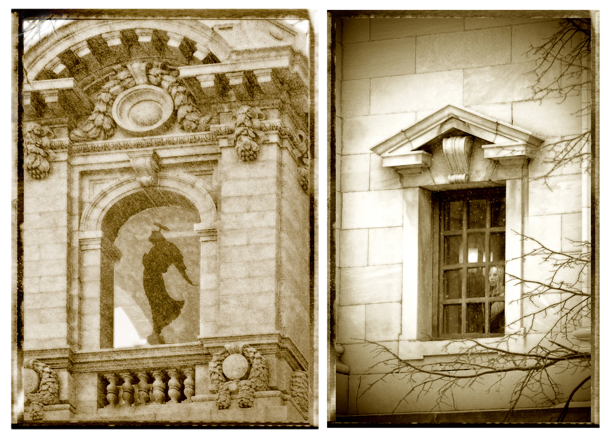 editorial art photography of architecture st. paul