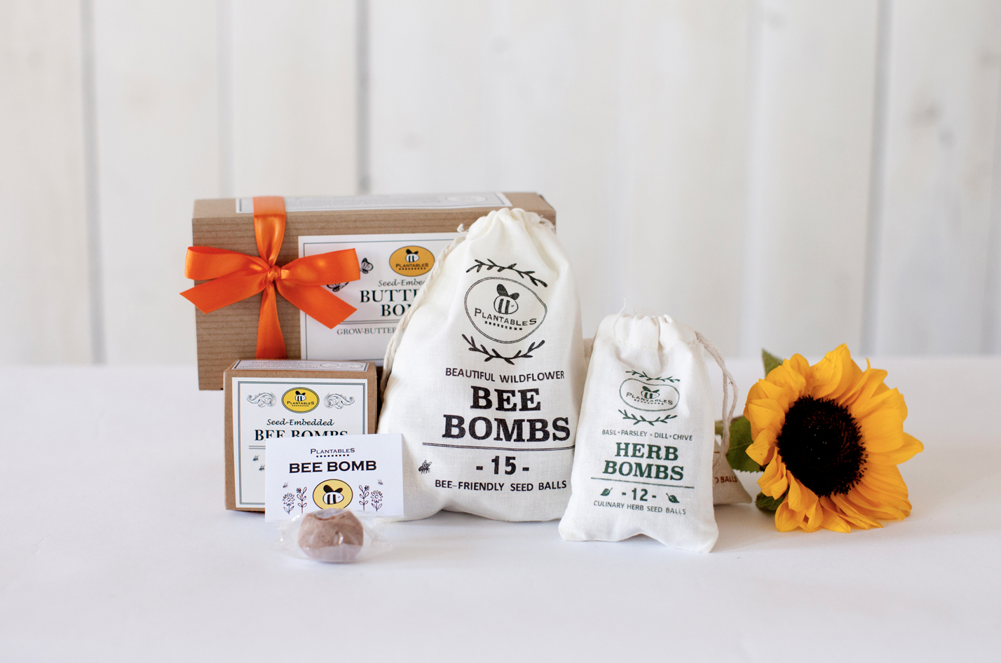 bee bombs by plantables