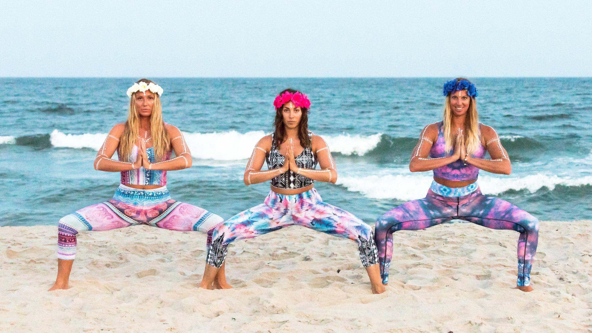 NALU TRIBE - Yoga & Surf by Schatzi Brown