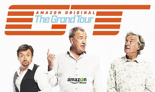 Chump Productions Ltd The Grand Tour season 1
