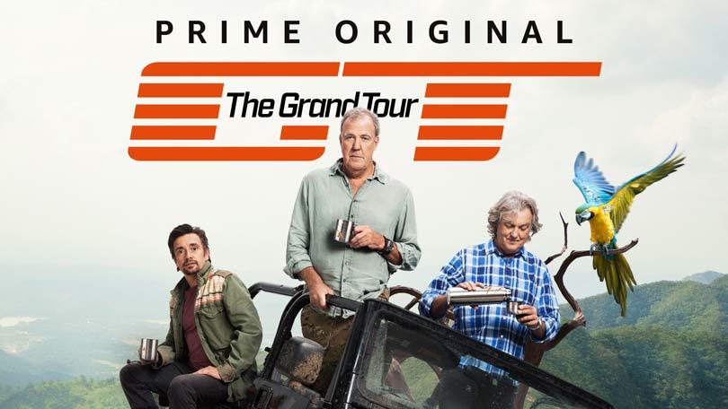 Chump Productions Ltd Grand Tour  season  3