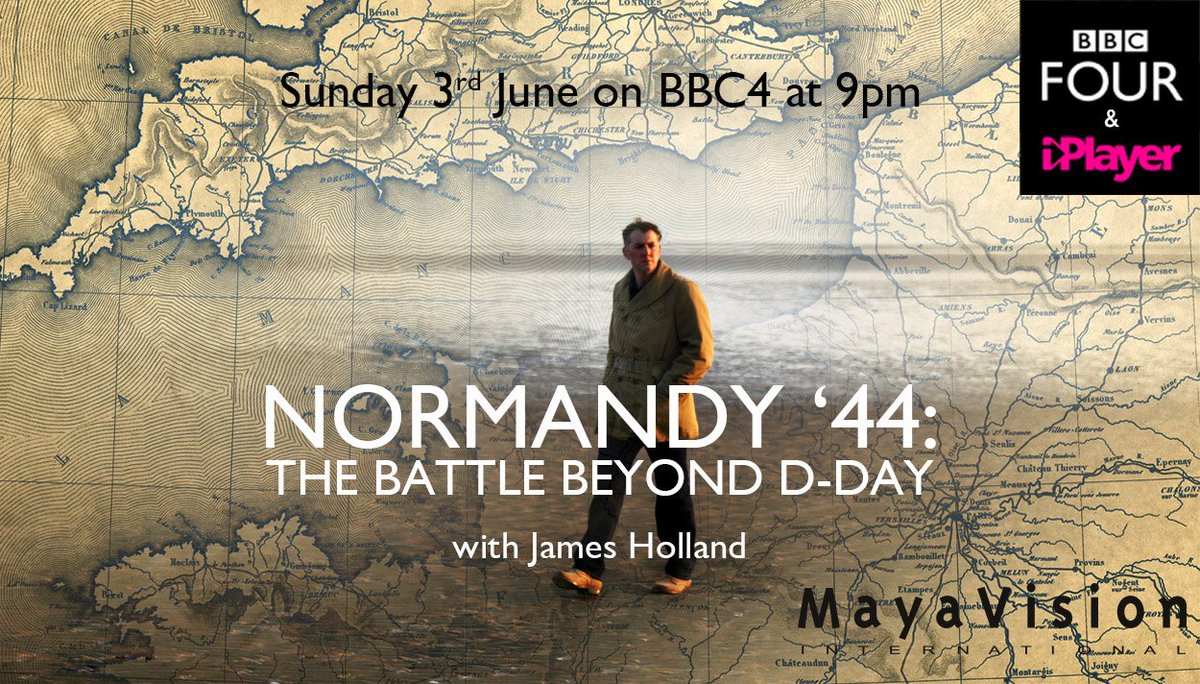 Maya Vision Normandy '44 -  The Battle Beyond D-Day