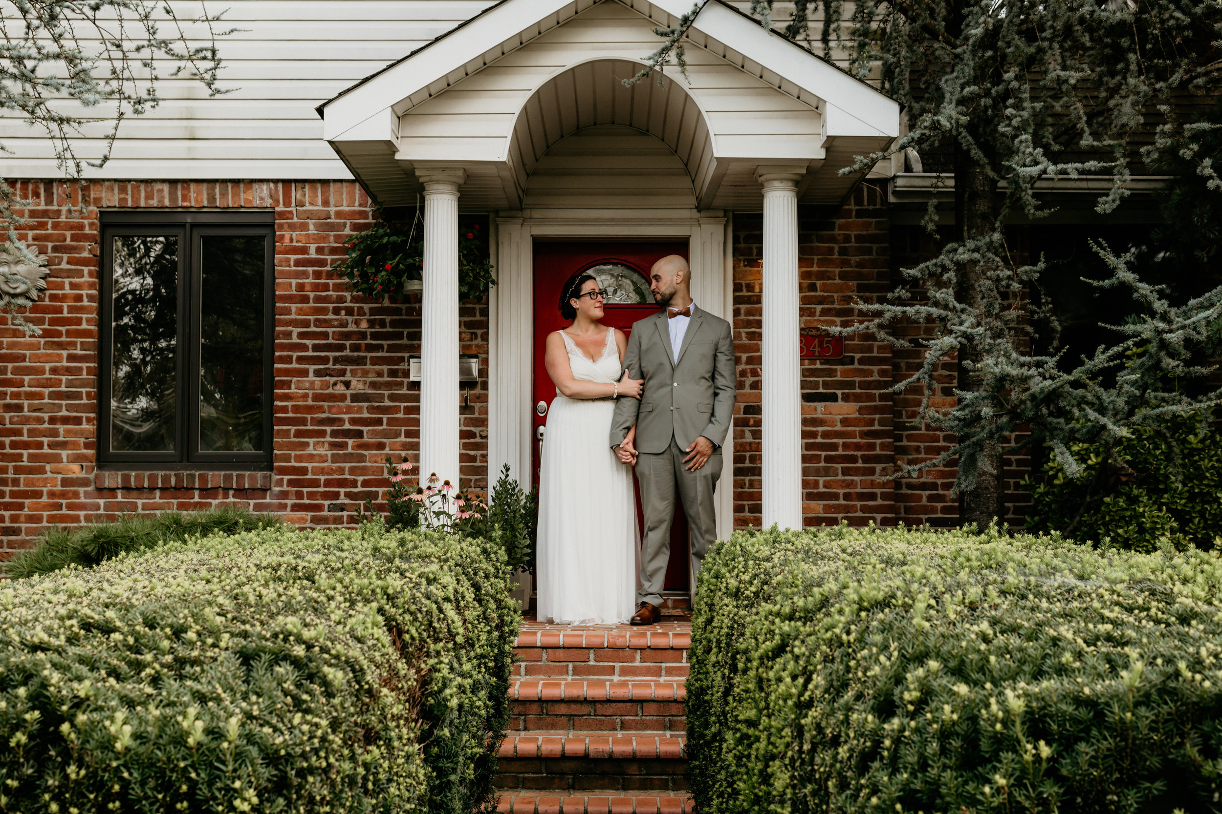 Long Island Backyard Wedding Photographer