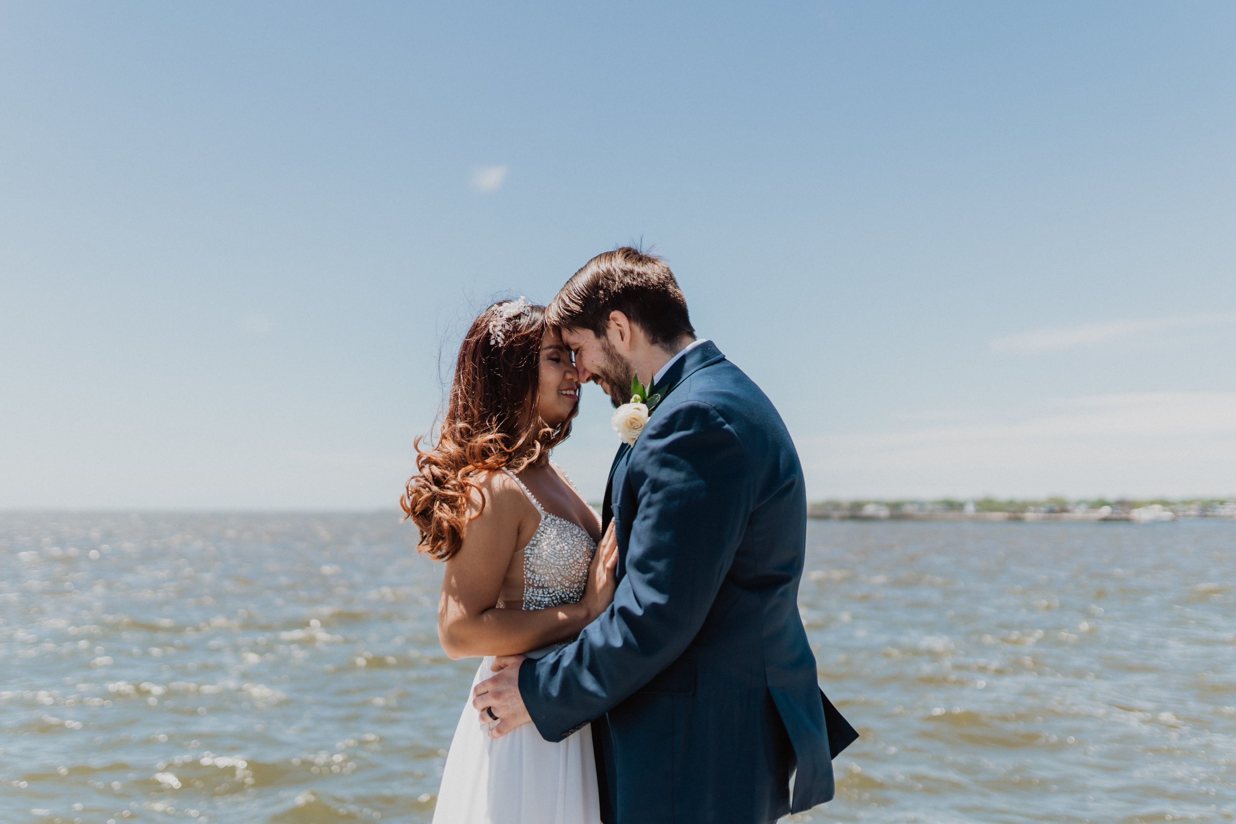 Patchogue New York Intimate wedding