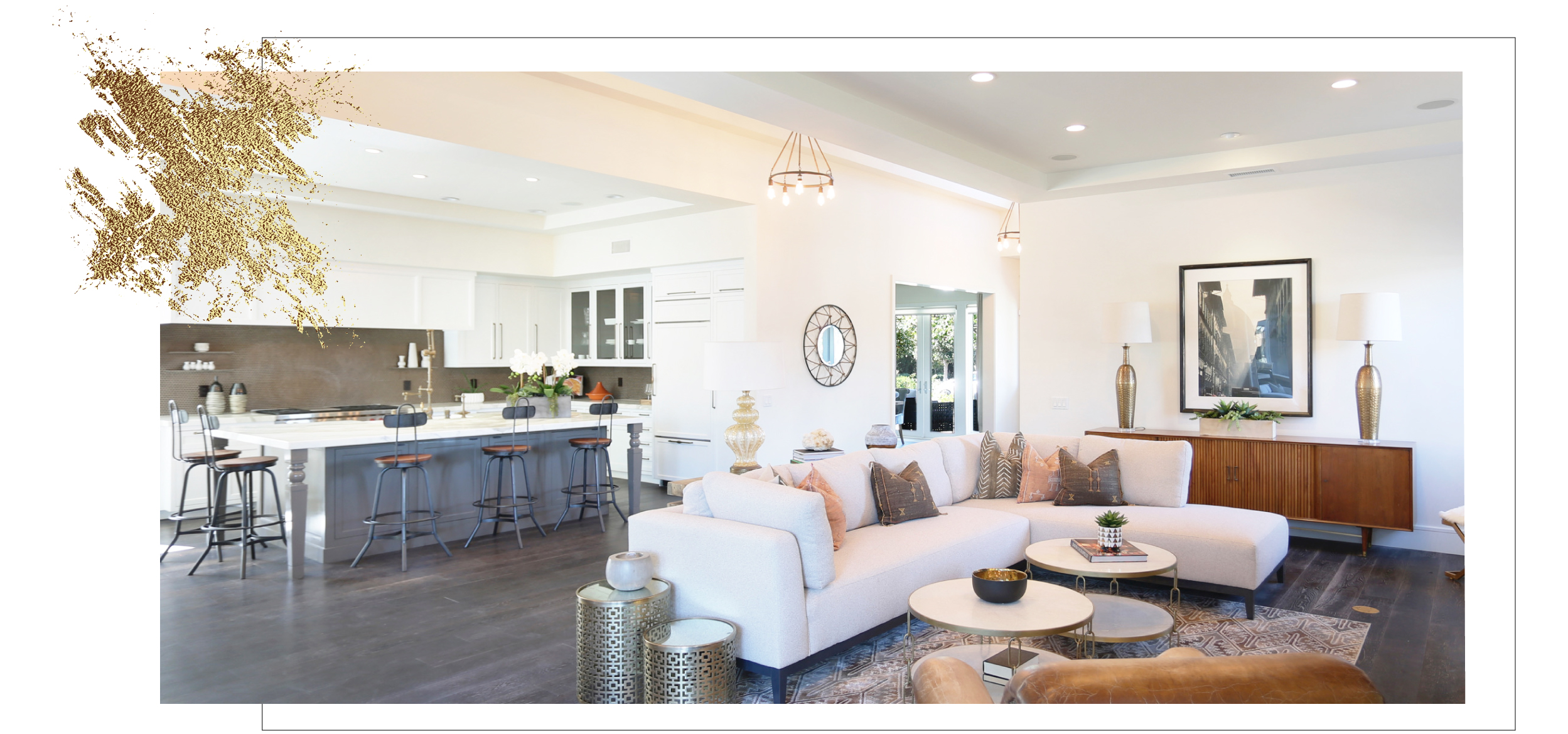 GET INSPIRED - From modern Crystal Cove mansions to Old World Pelican Hill estates, our team has designed some of Orange County's finest homes.