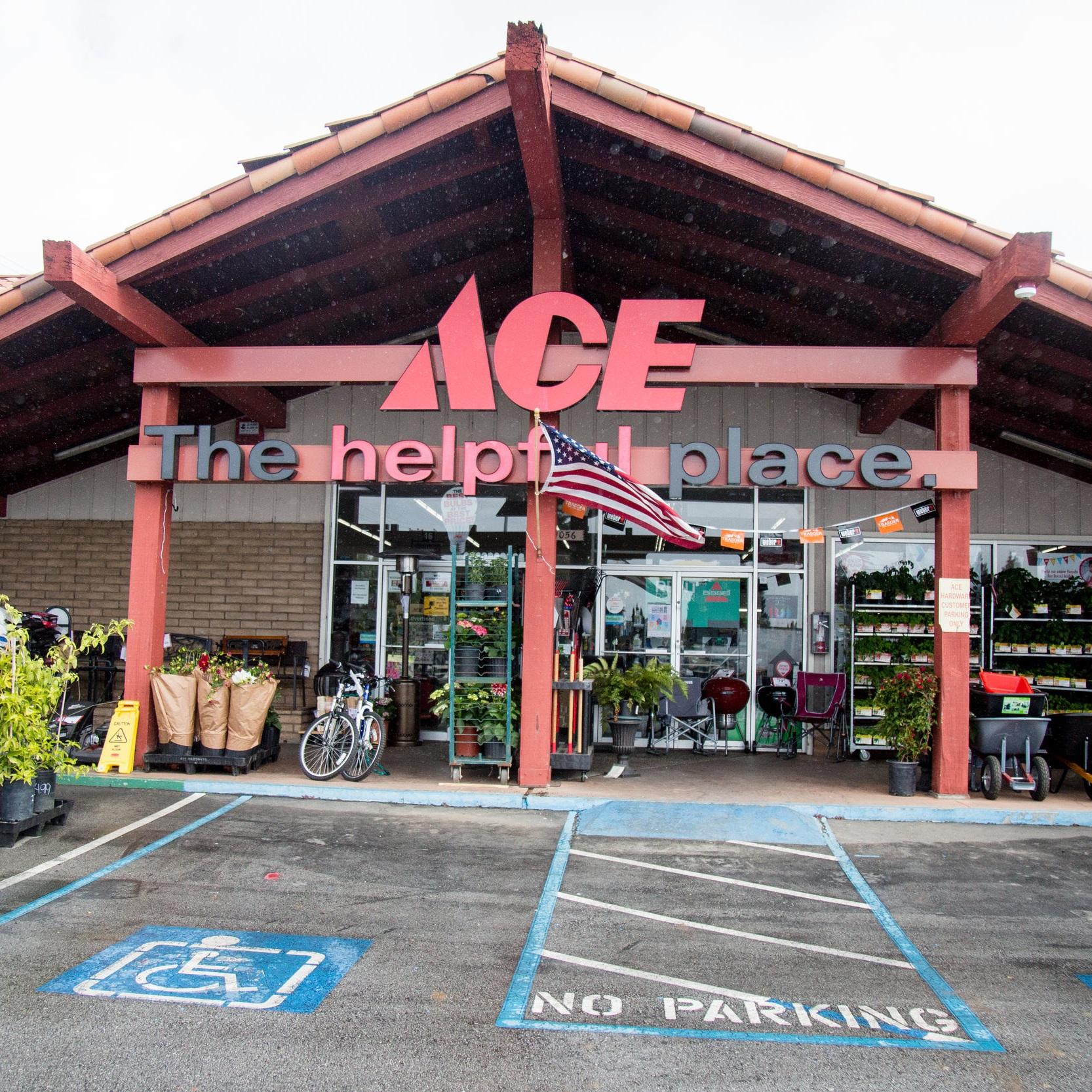Ace Hardware   1056 East Lake Ave, Watsonville, CA 95076 P.(831) 724-4795