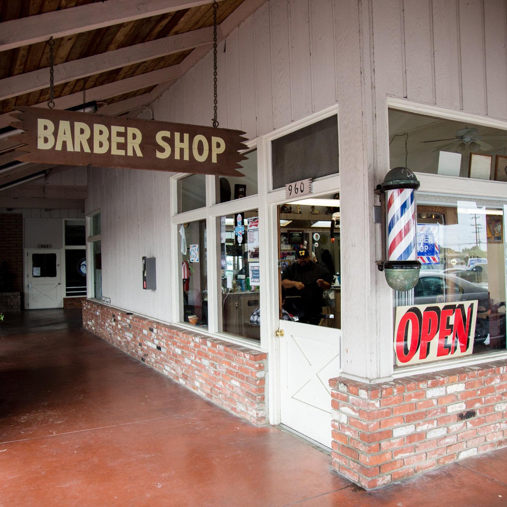 Bud's Barber Shop   960 E Lake Ave, Watsonville, CA 95076 P.(831) 763-0723