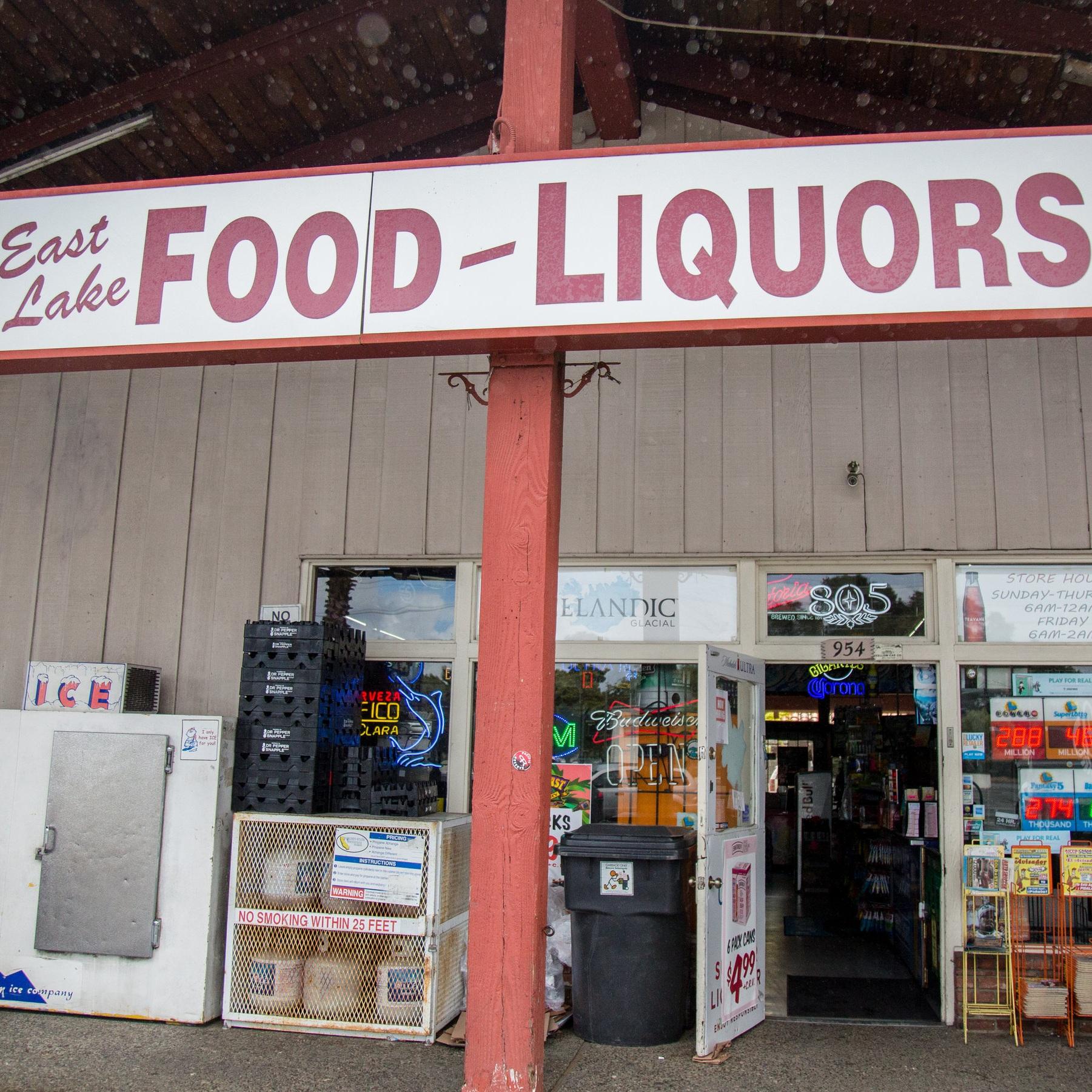 East Lake Food and Liquor   954 East Lake Ave. Watsonville, CA 95076  (831)728-7755