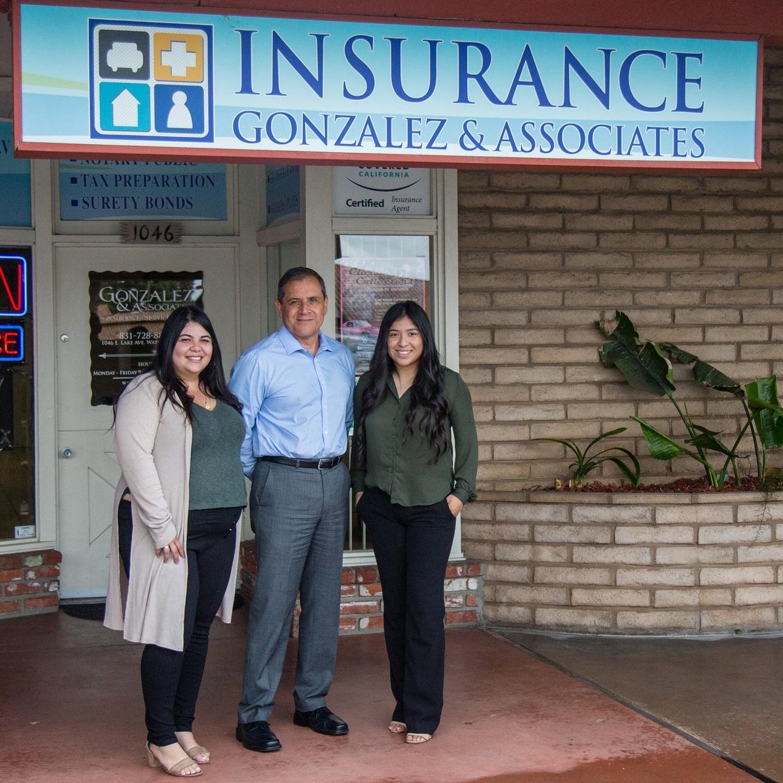 Gonzales & Associates Insurance   1046 East Lake Ave. Watsonville, CA 95076  (831)728-8882   Visit website  HERE