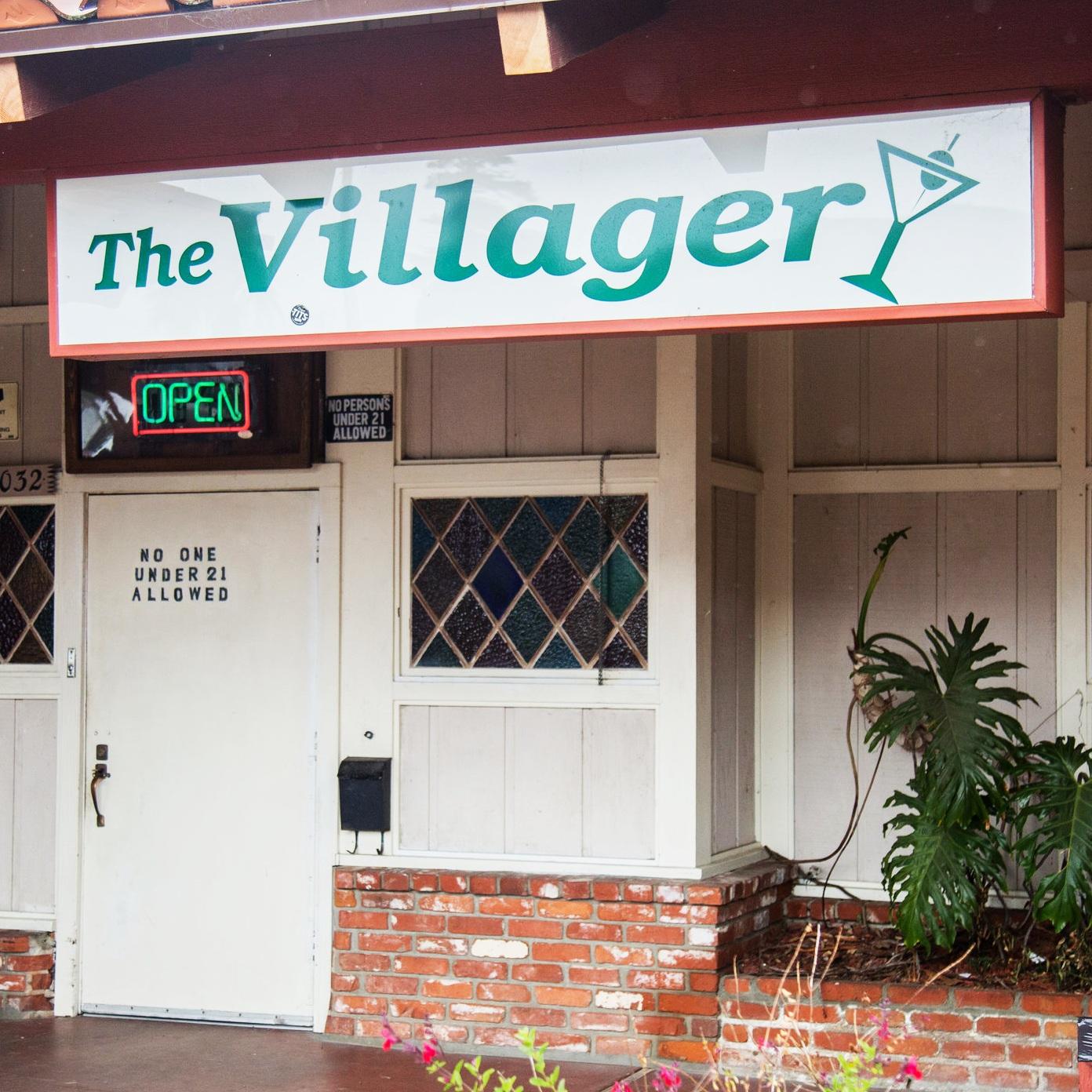 The Villager Bar   1032 East Lake Ave. Watsonville, CA 95076  (831)722-5200
