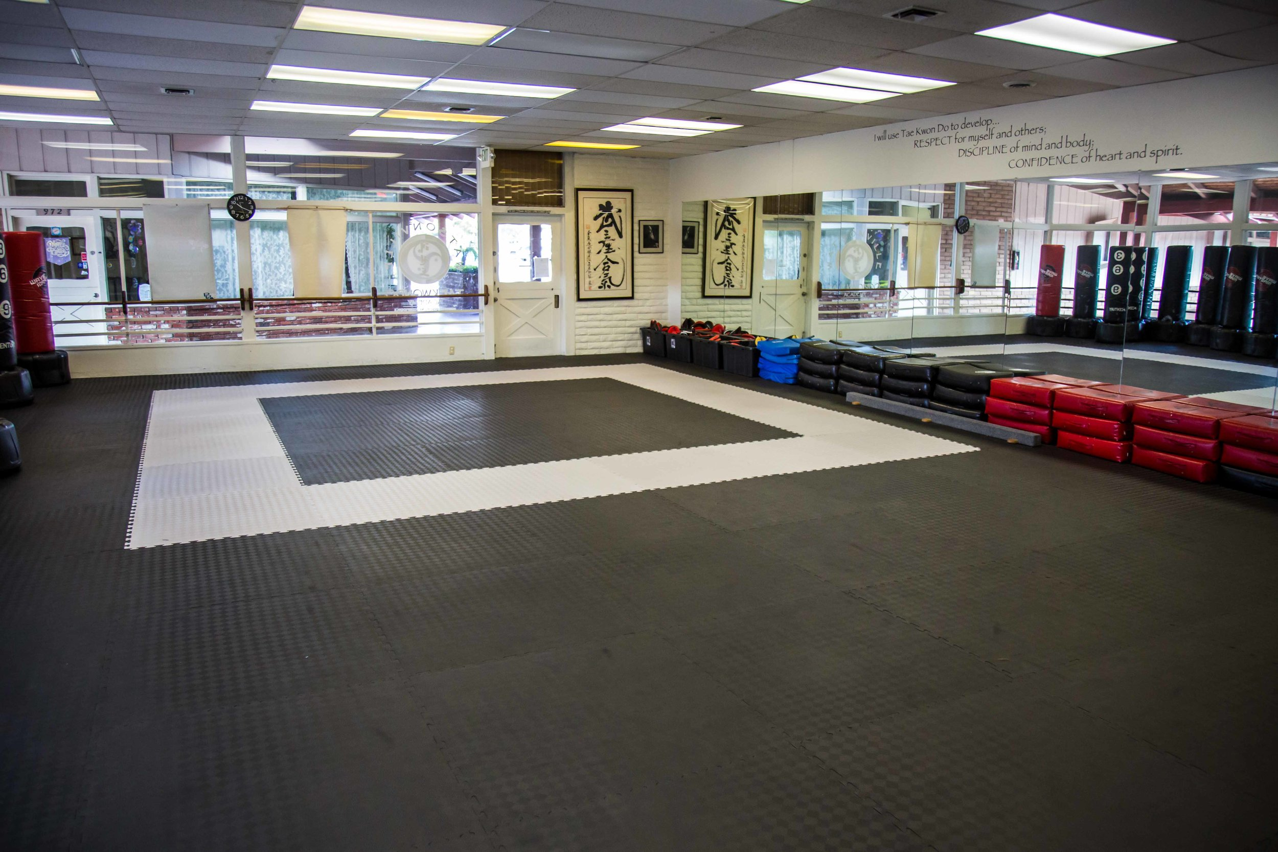 Watsonville Tae Kwon Do Academy   962 East Lake Ave. Watsonville, CA 95076  (831)722-0963   Follow on:  Facebook