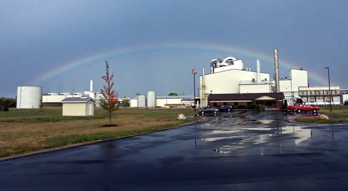 Poet Refining Plant, Laddonia, Missouri