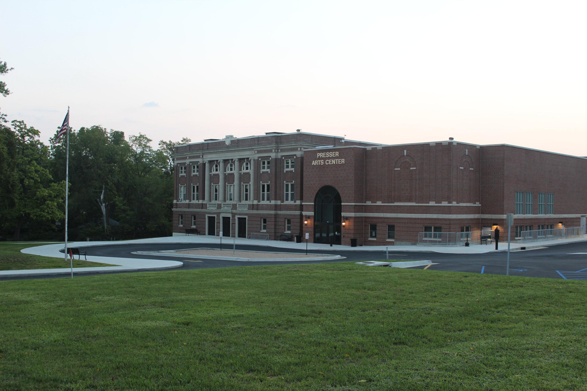 Presser Arts Center