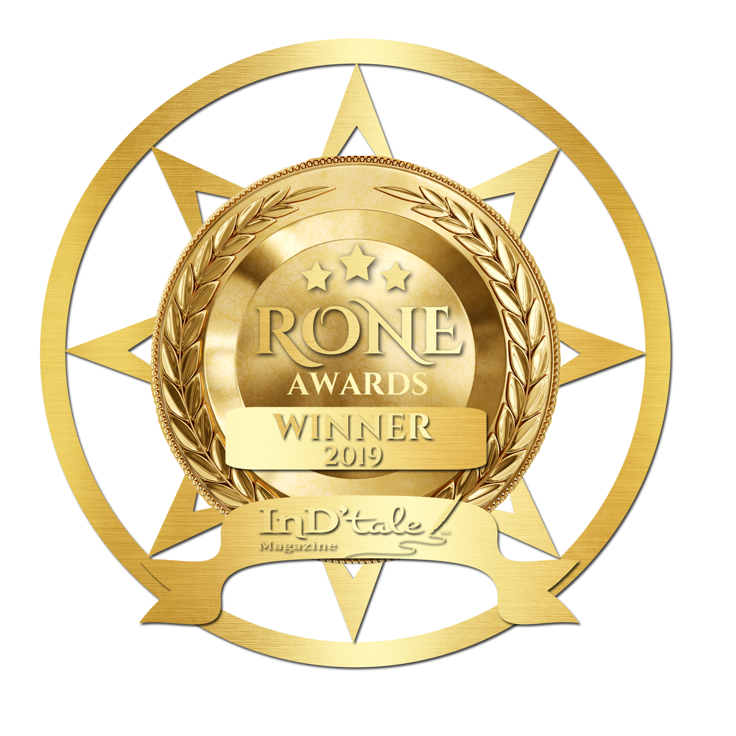 Winner, RONE Award For Best Young Adult Book