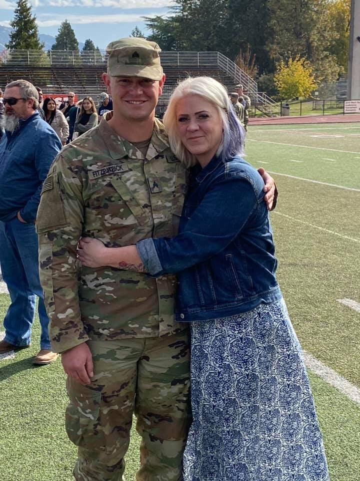 Brandon shipped out this weekend to serve our country overseas for 10 months. This workout is in honor of him. Thank you for your service, Brandon!
