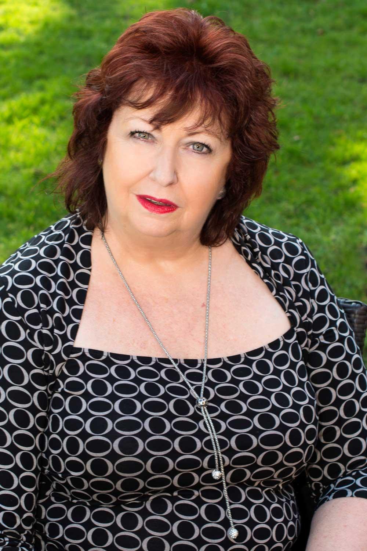 Sue-Mackender-Author