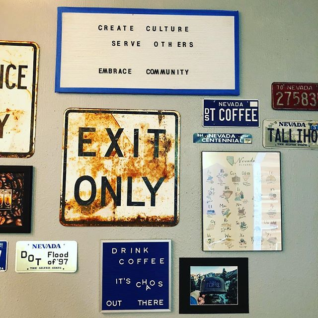 "I was in the cutest coffee shop the other day and had to snap a photo of their gallery wall. I loved what it said ""Create culture. Serve others. Embrace community."" For as long as I remember I have always had a strong desire to serve others. That passion has led me into one of the most amazing careers. When I walk into someone's birth space or their postpartum home, my heart fills with gratitude that they trust me to care for them during the most amazing and memorable times in their lives. . . . . #flourishinparenthood #birthdoula #postpartumdoula #newborncarespecialist #sleepsolutions #sacramento #norcal #rosevilleca #rocklin #folsom #eldoradohills #thefourthtrimester #momsofsacramento #joyfulmamas #doulalife #postpartum #motherhood #momlife #fatherhood #sactown #doula #northerncalifornia #breastfeeding #granitebay #dadlife #selfcare #flourishandthrive #thepeopleofsacramento #breastfeedingsupport #dstcoffee"