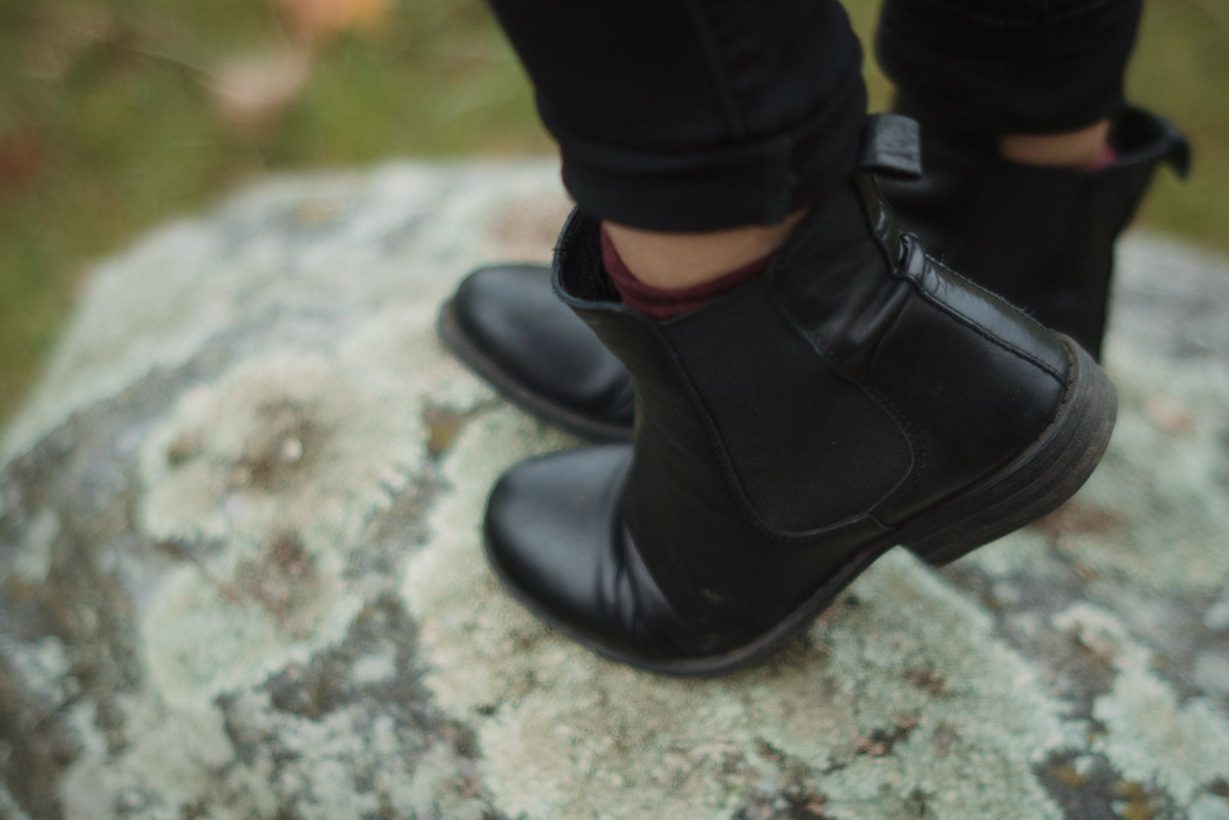 Chelsea Boots from Little Burgundy