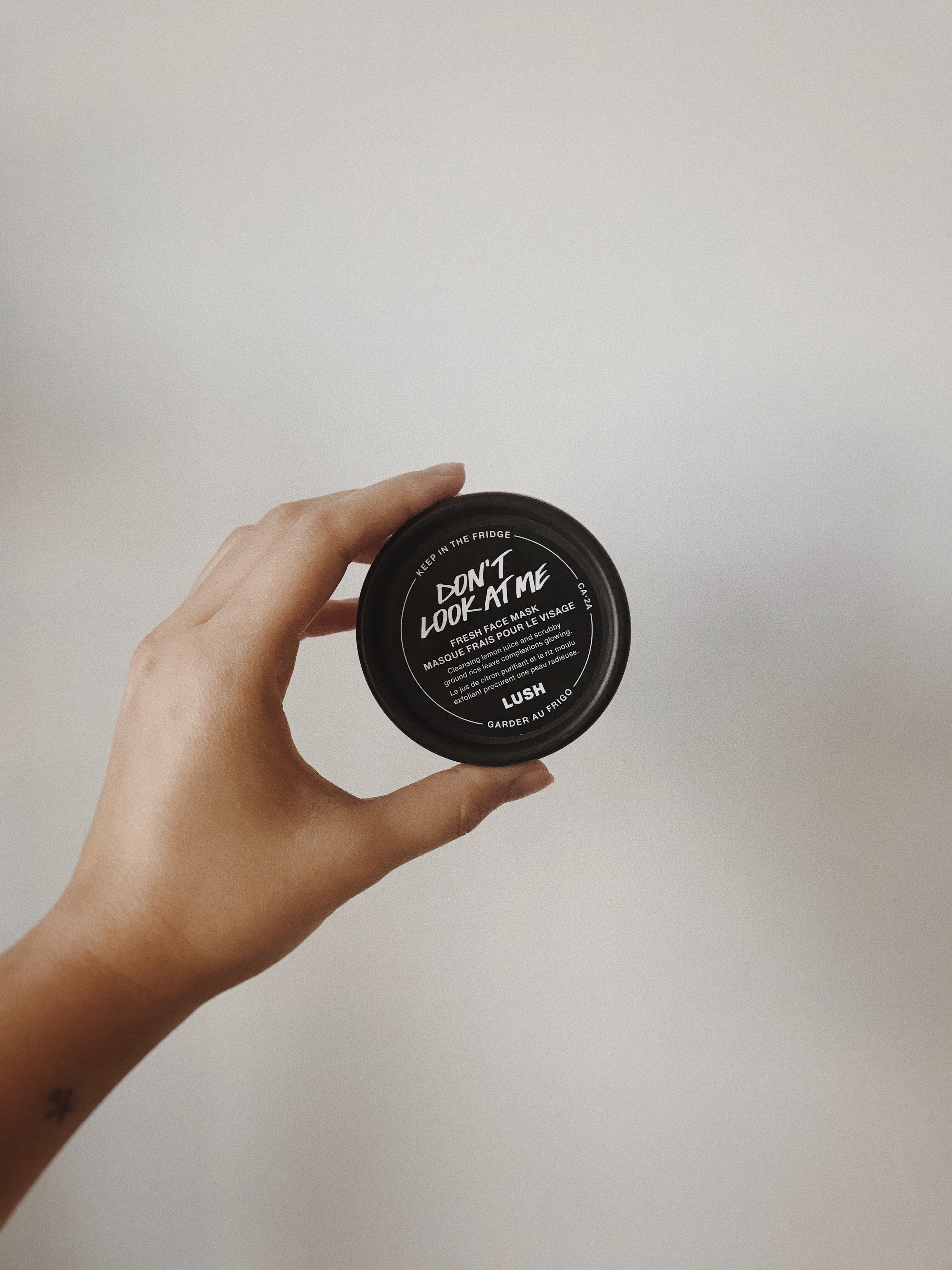 Favourite Lush Products