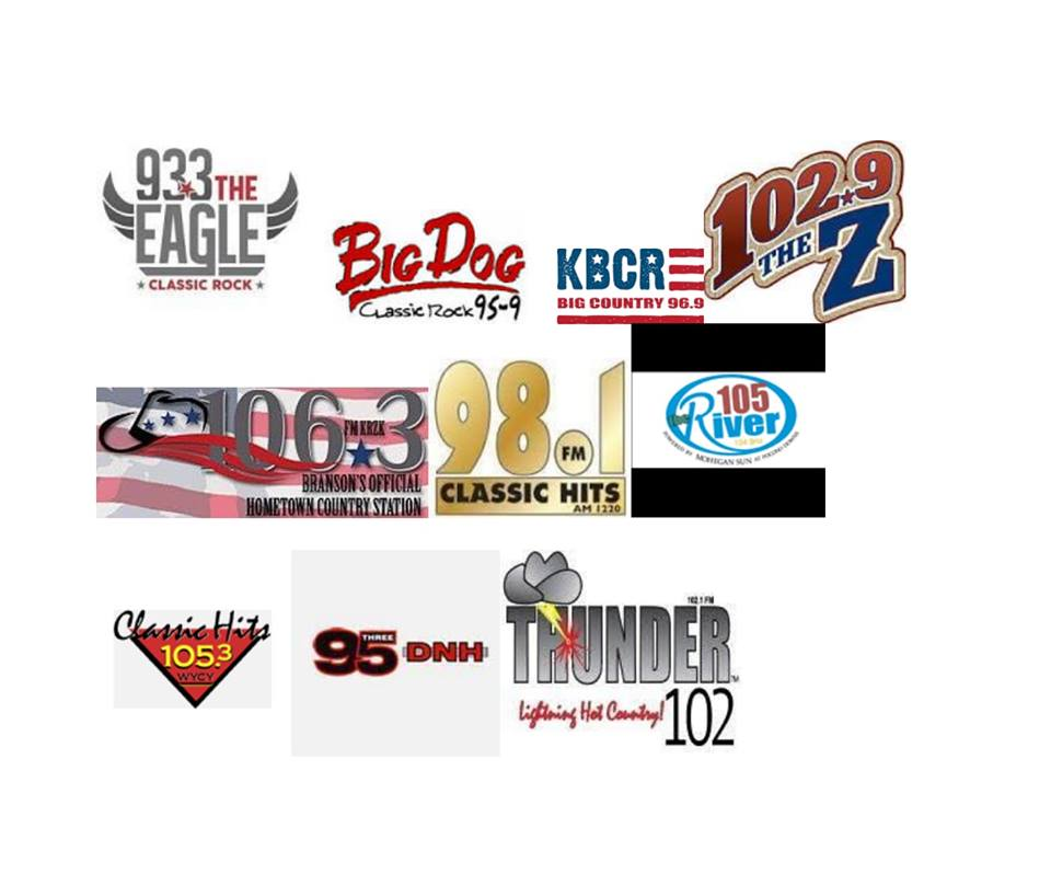 Current Radio Stations -