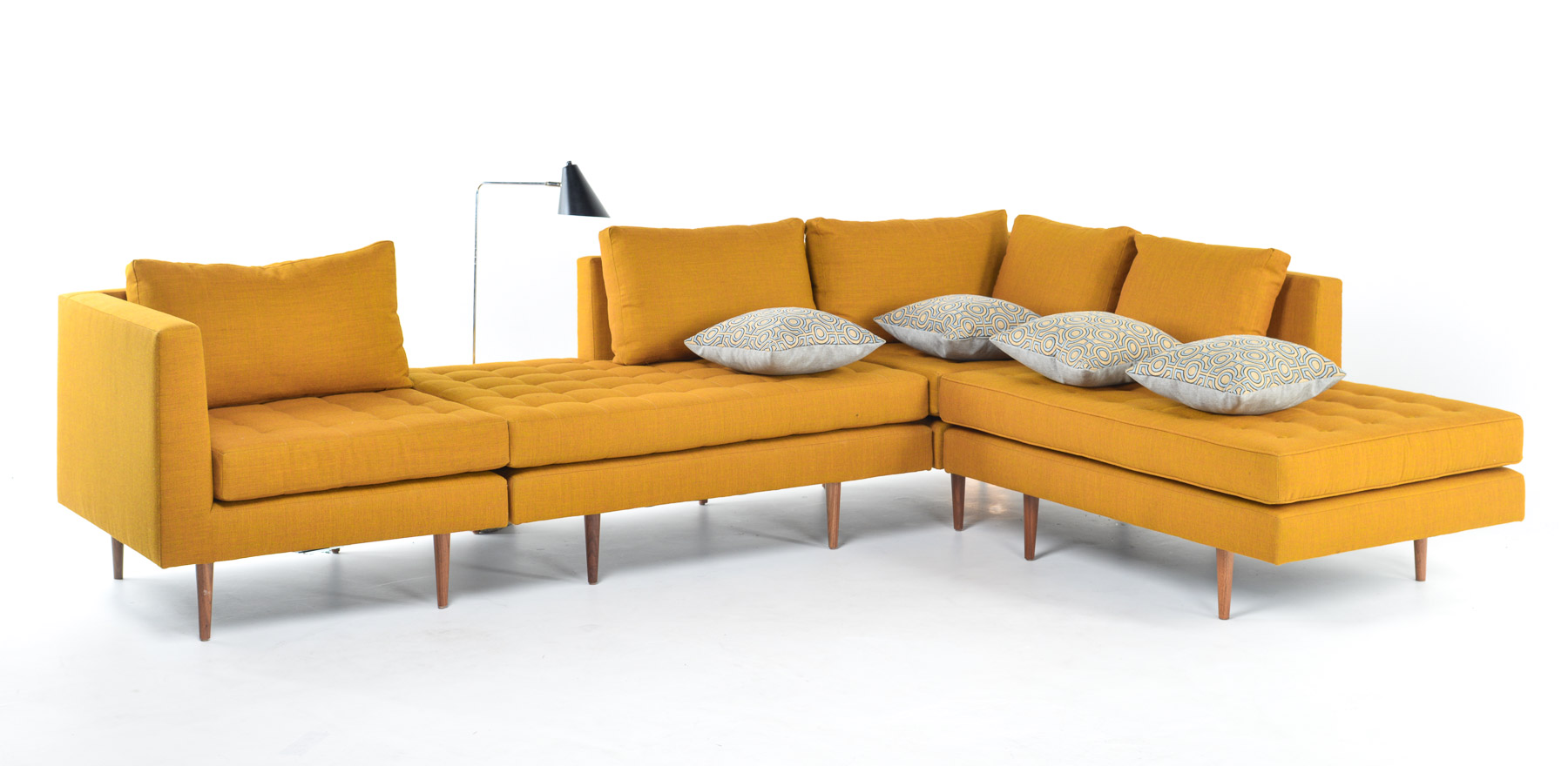 The New Plan Sectional -