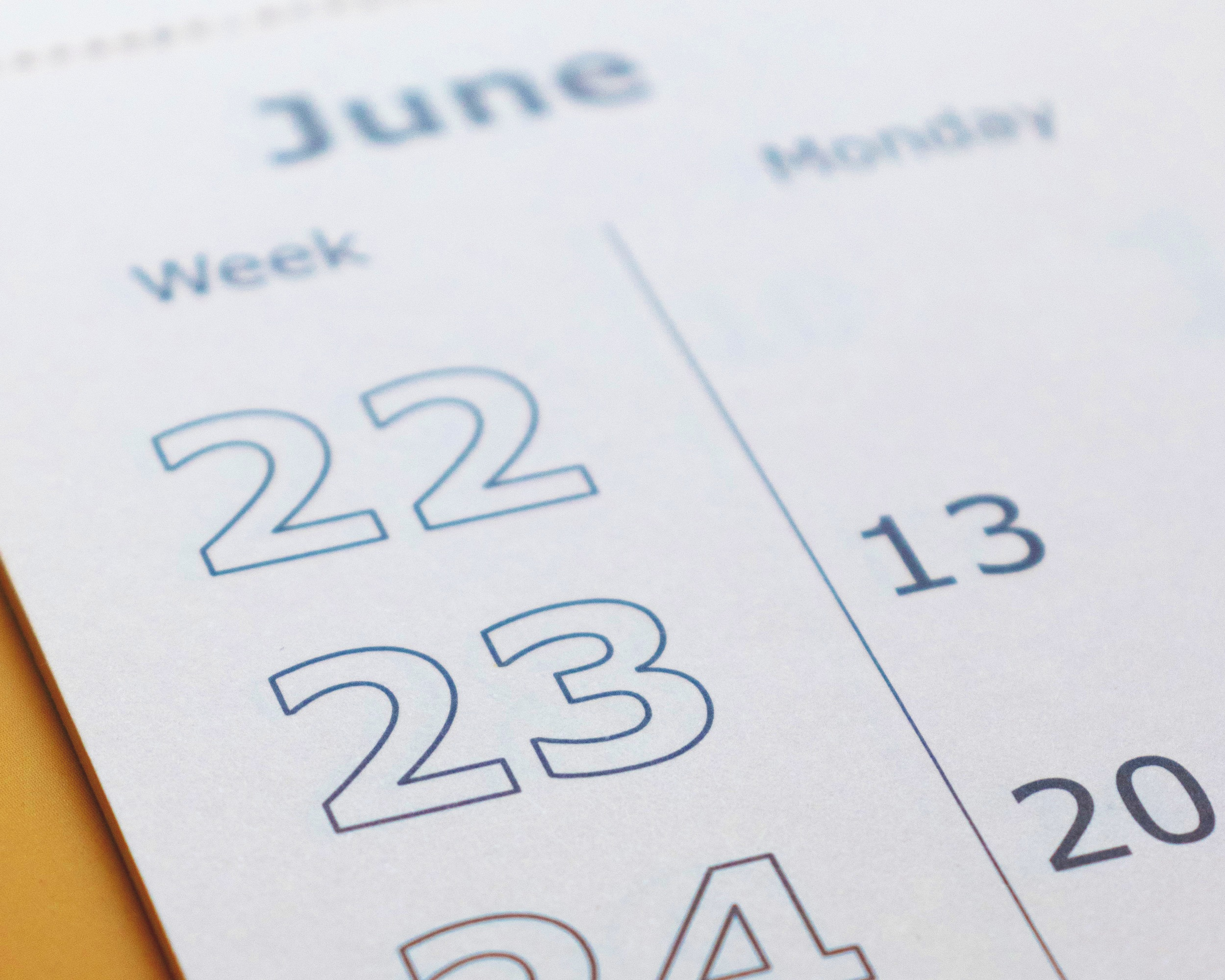 - Check here often for updated deadlines, events and weeks that Clearview has less availability.
