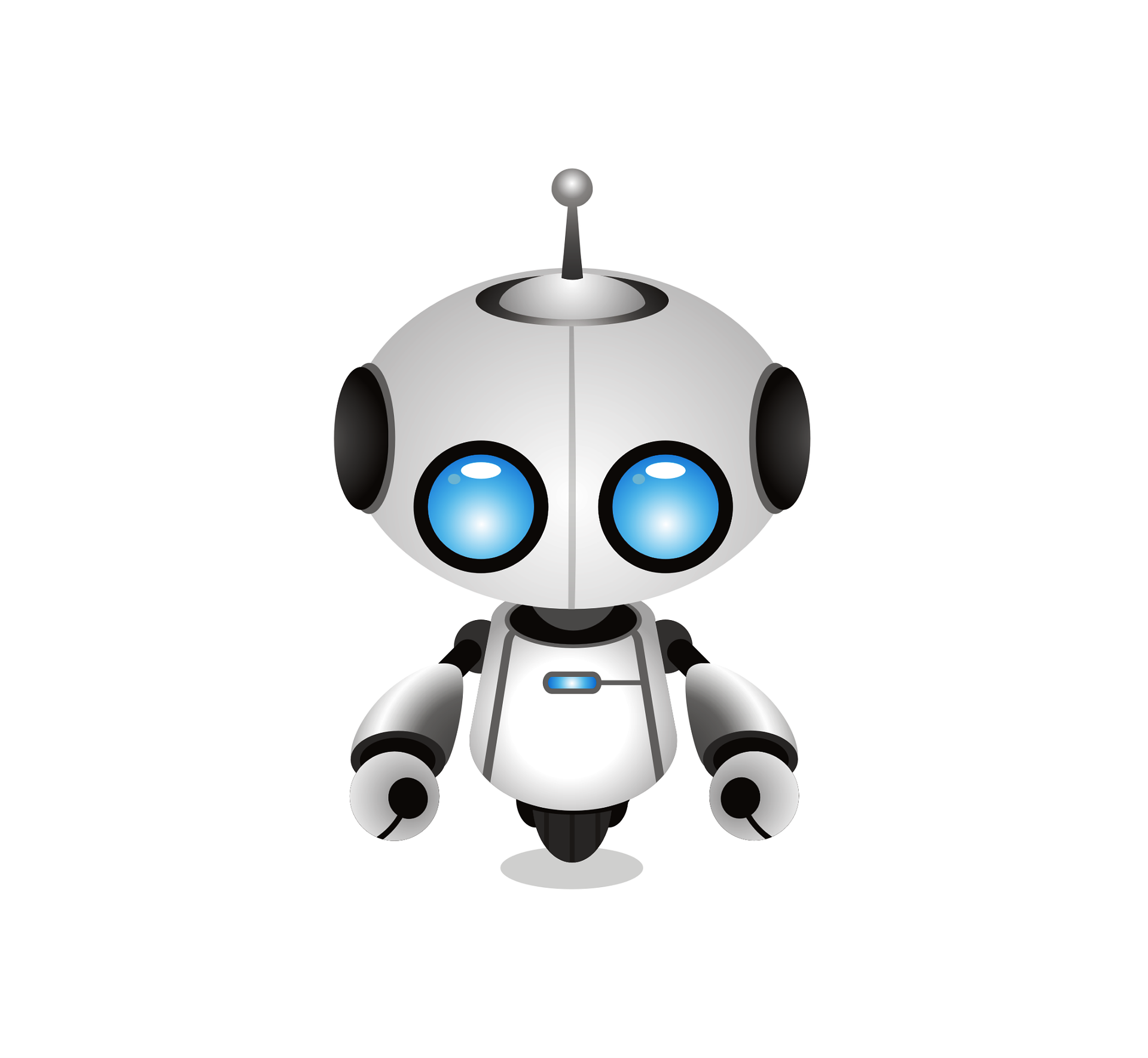 Helper Bot - He works for you 24/7, never asks for a raise, and always stays on task.