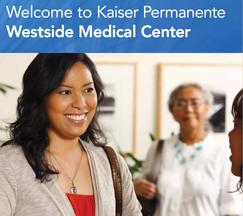 Patient Guide for Kaiser Westside