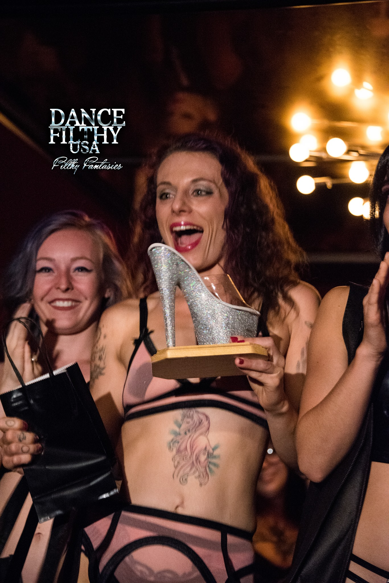 WINNER: 2nd place, Amateur division. Dance Filthy USA.