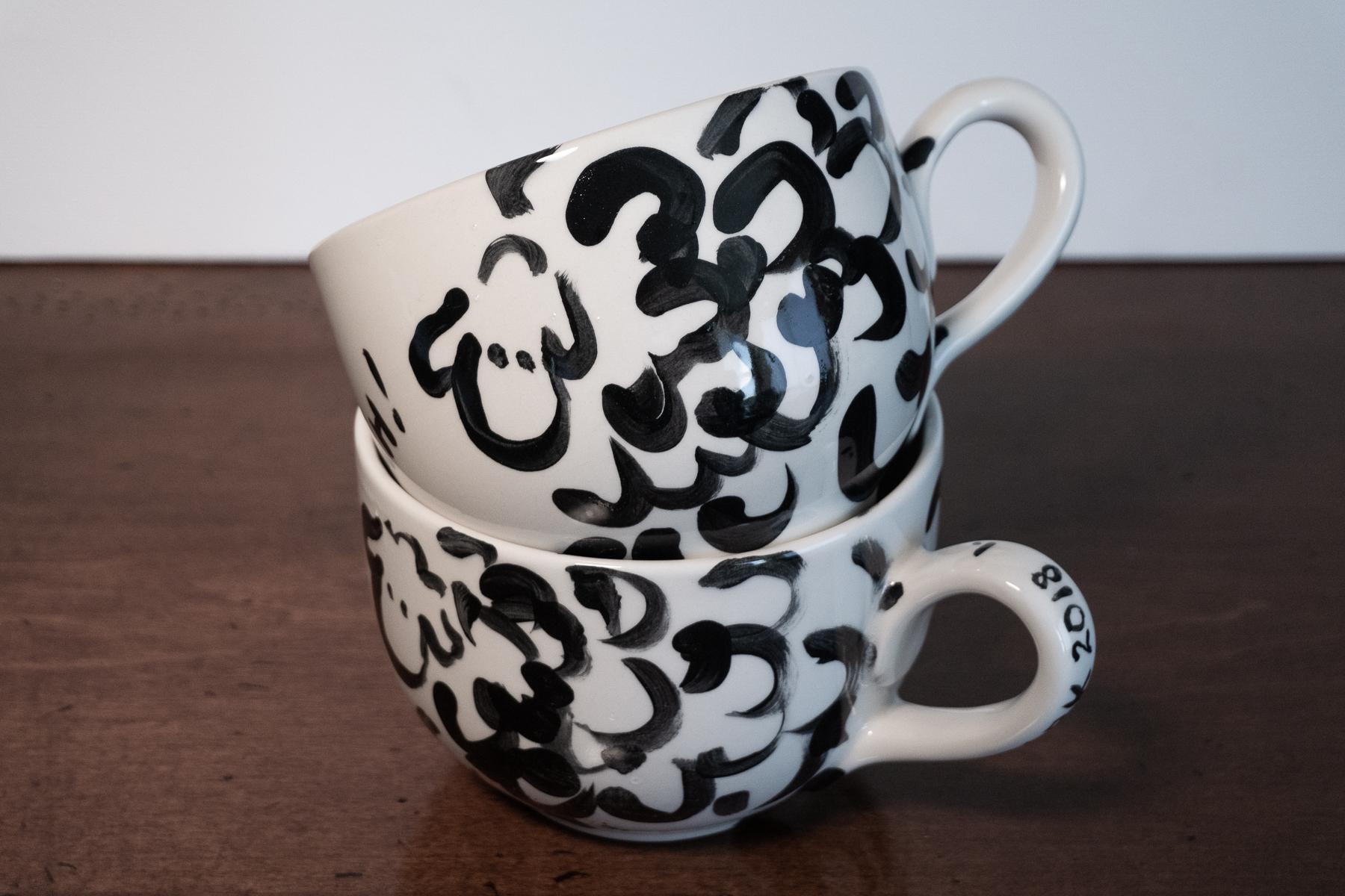 Bah! Coffee Cups