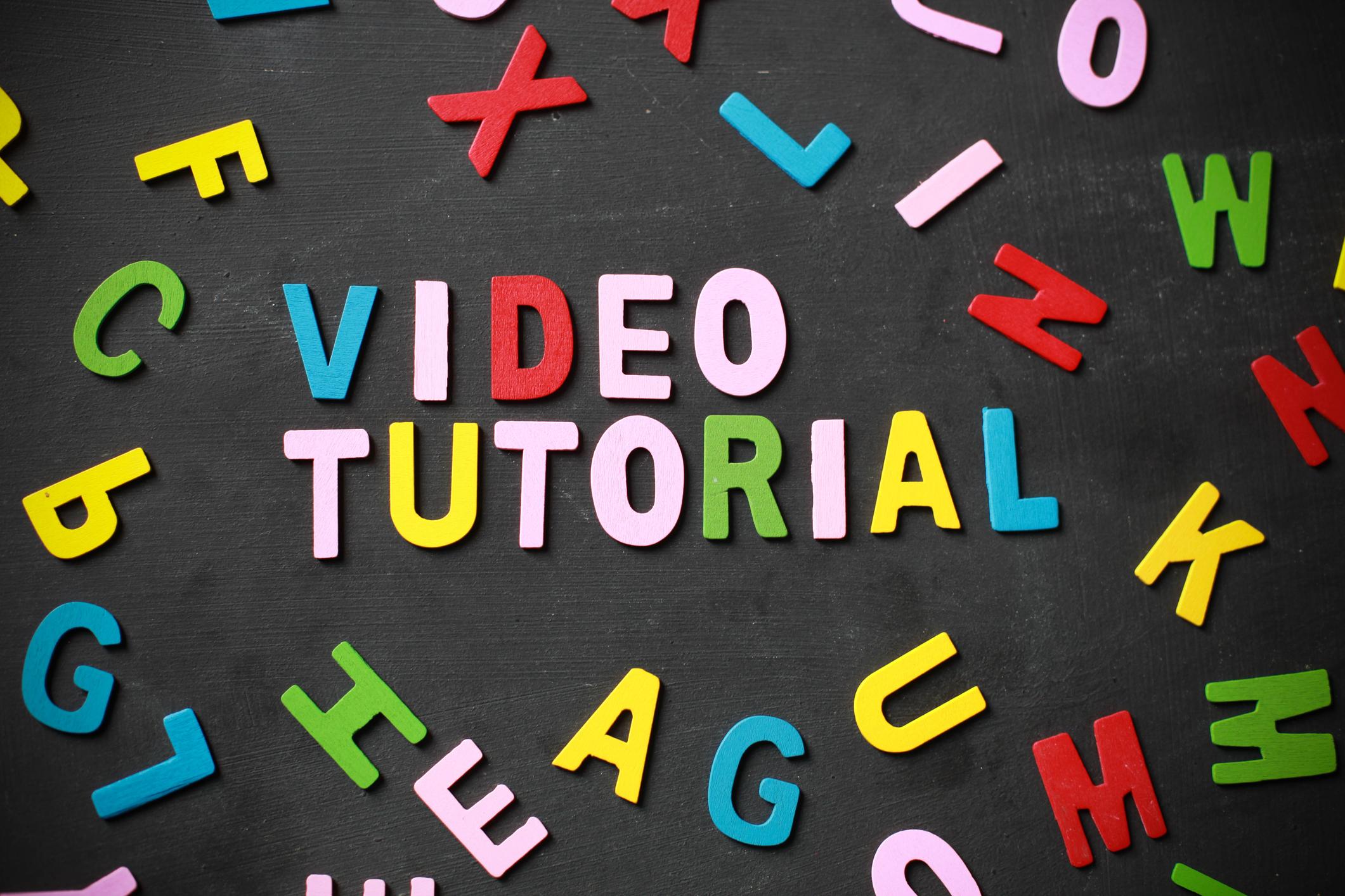 SHORT VOWELS  INSTRUCTIONAL VIDEO   DEMO
