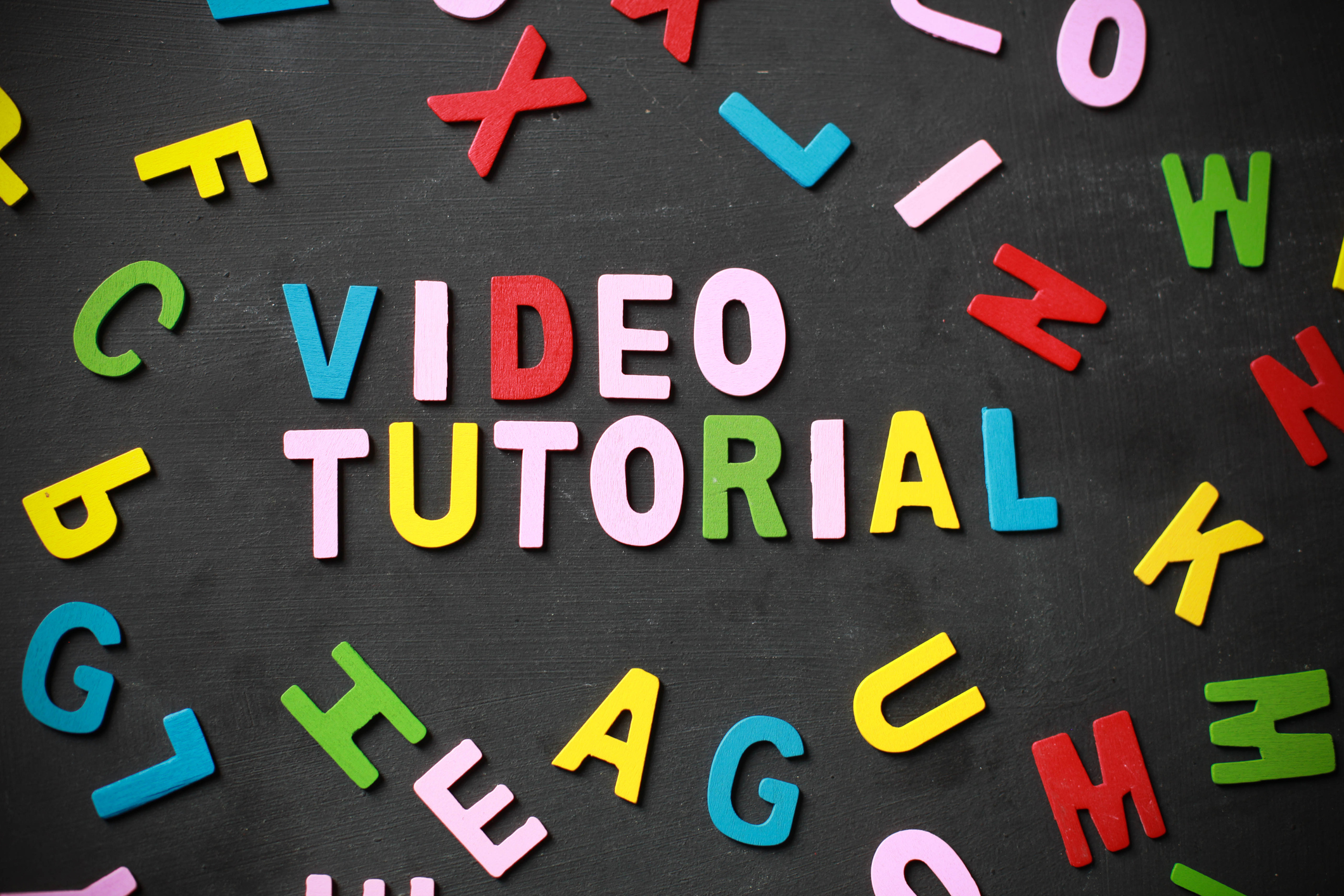 SHORT VOWELS AND CONSONANTS  INSTRUCTIONAL VIDEO   DEMO