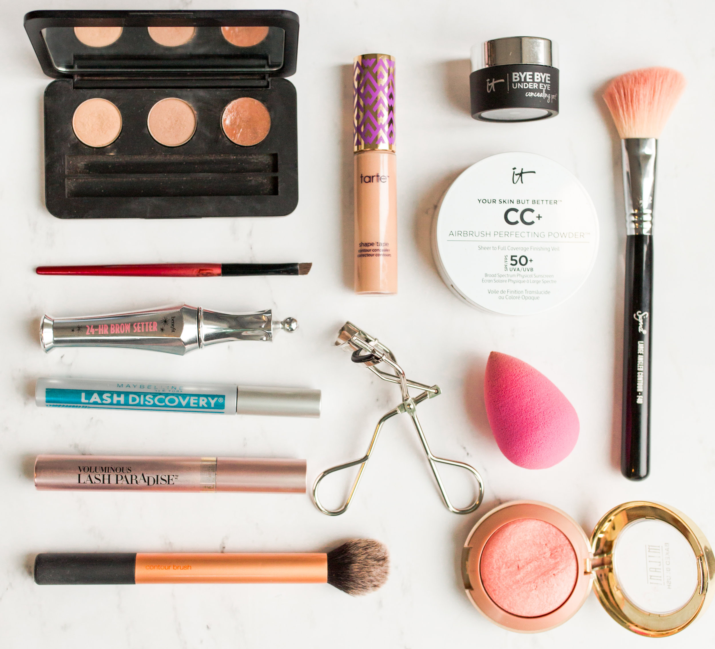 10 Minute Makeup Routine Emily H