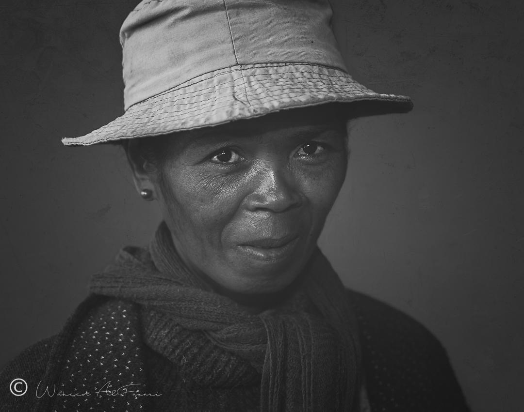 Old Lady | Madagascar