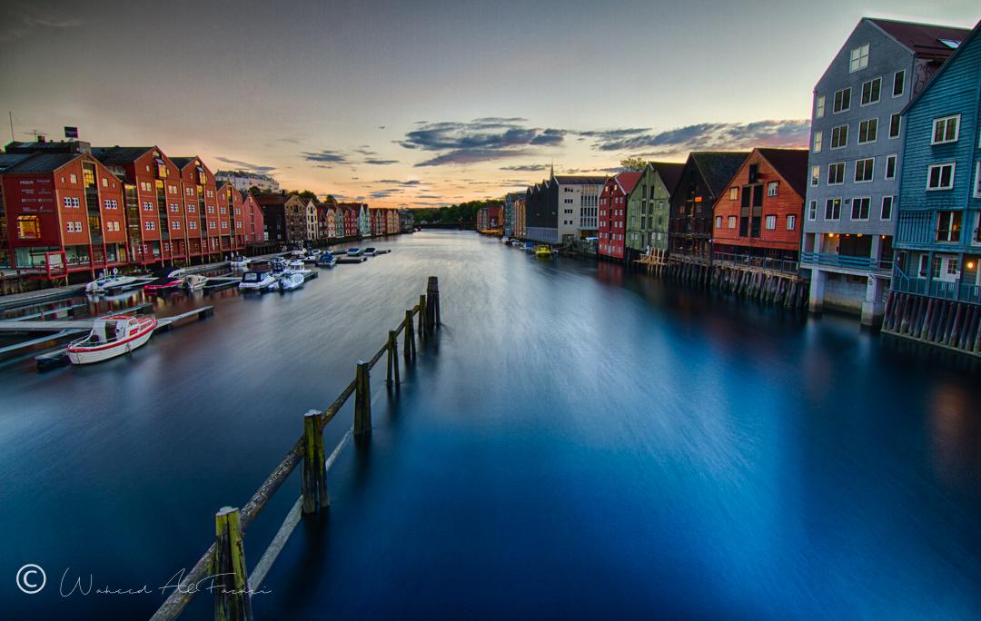 The Wharves   Trondheim   Norway
