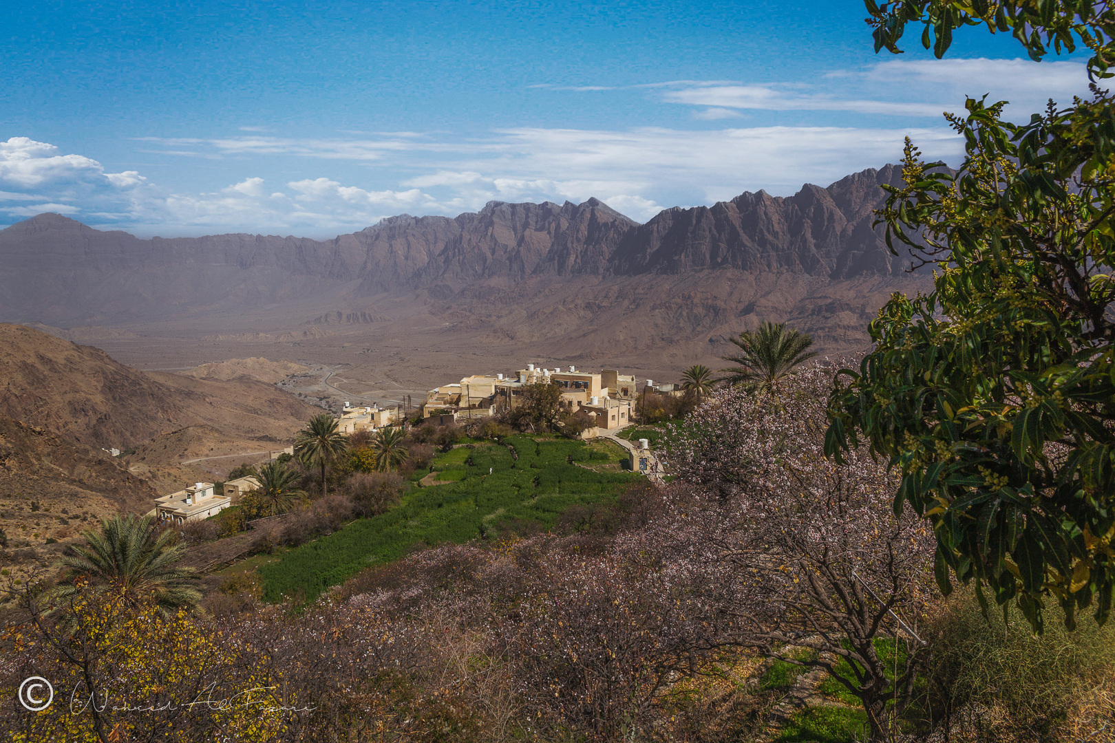 Wakan Village   Oman
