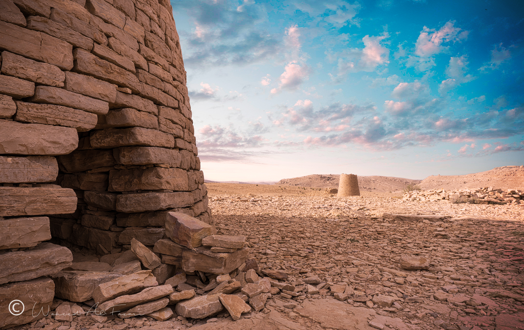 Beehive Tombs   Oman