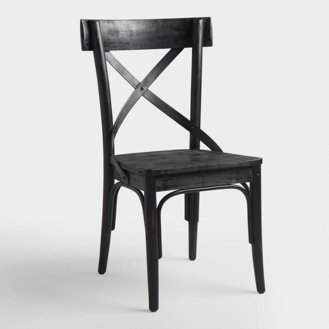 Black Bistro Side Chairs