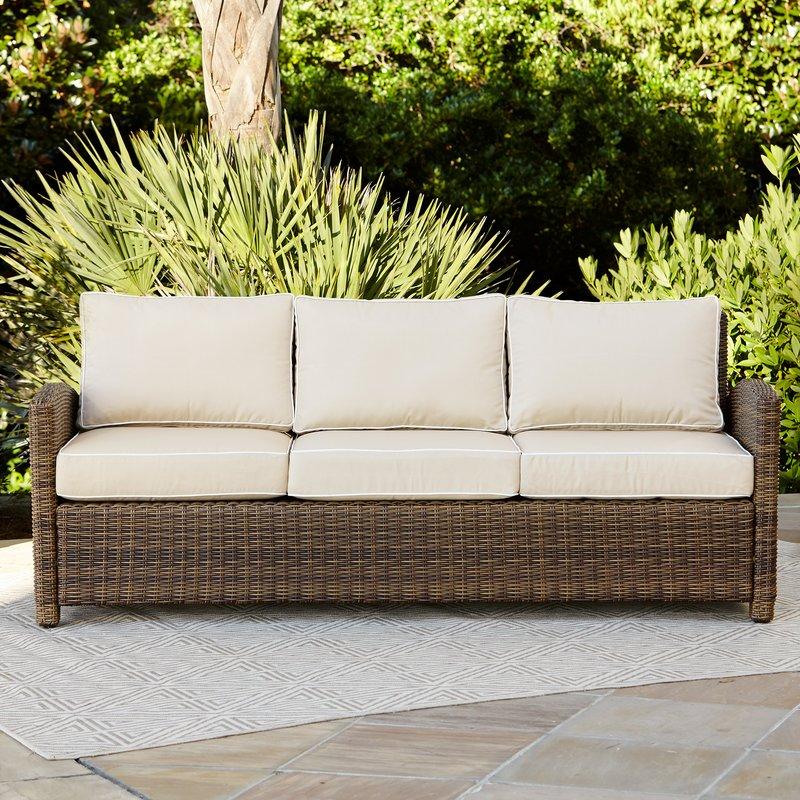 Akanthou Sofa with Cushions