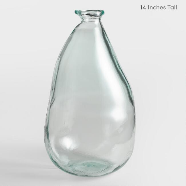 Clear Barcelona Vases
