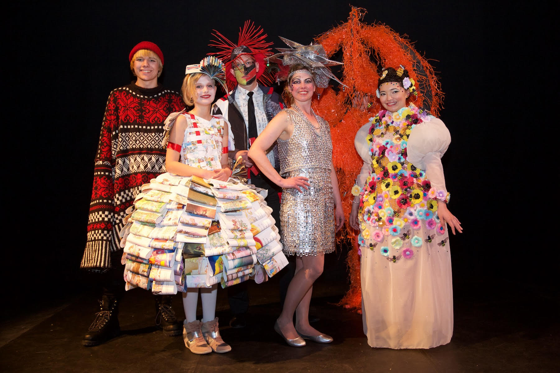 wearable art, winners, fashion