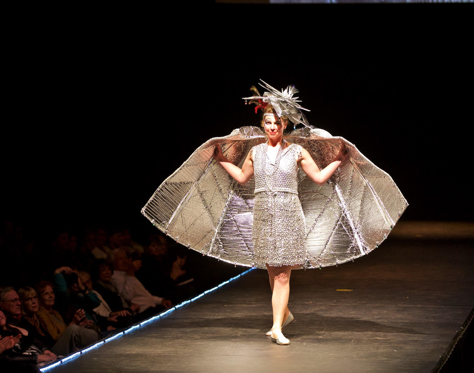 wearable art, port townsend, fashion