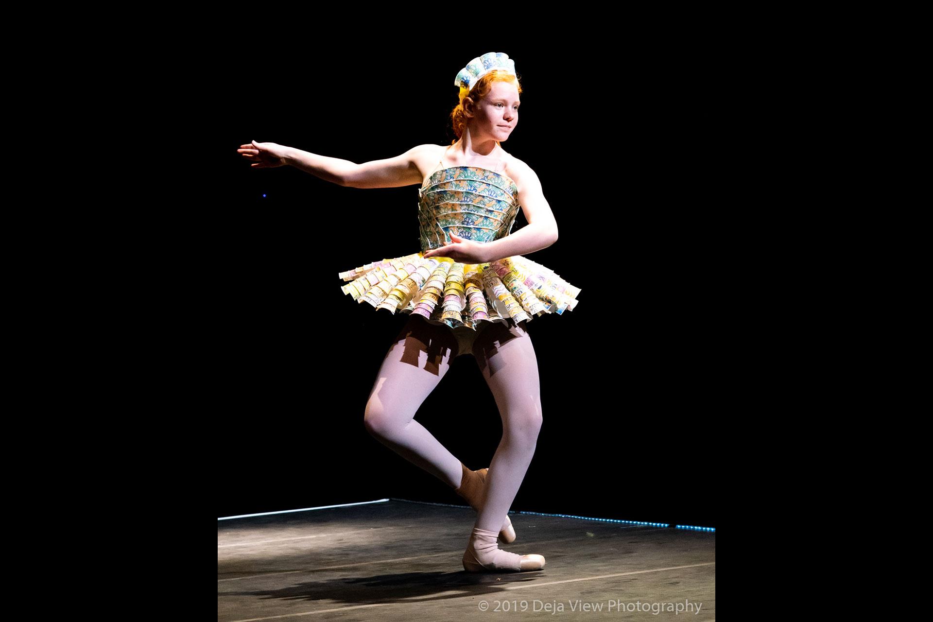 Dixie Ballerina