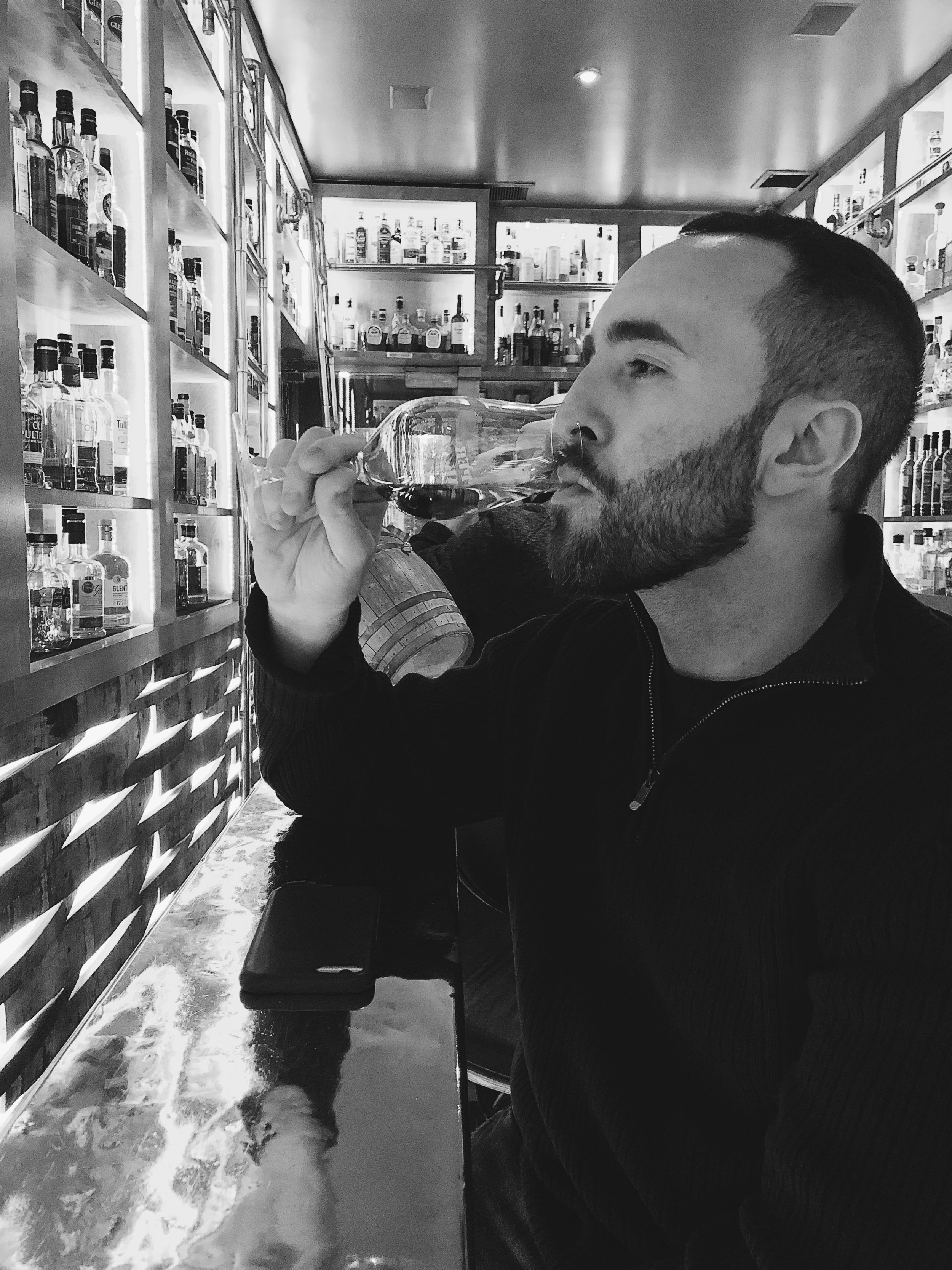 MIKE SMOLANOFF - CREATOR OF THE UNKNOWNMARKETER + WHISKEY CONNOISSEUR