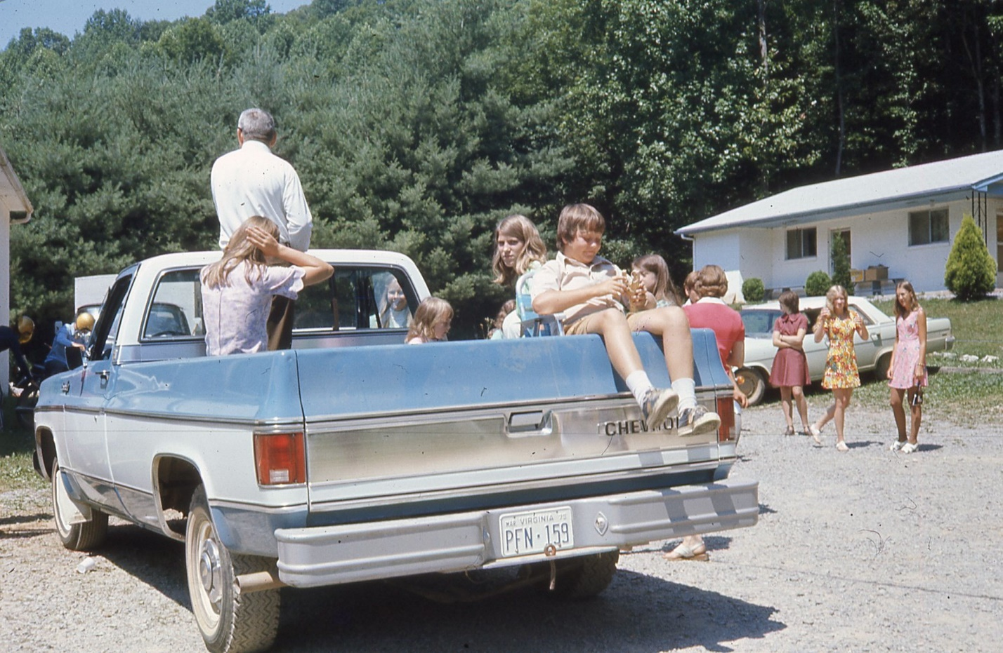 Billie Lambert's popular transportation (1974)